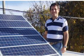 Inédito: un hogar proveerá su energía eléctrica a la red