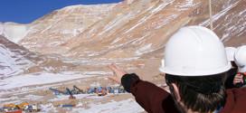 Pascua-Lama: Barrick espera que Chile autorice el año próximo la nueva ingeniería