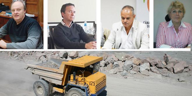 Elaboran el primer documento oficial pro-minero en Chubut