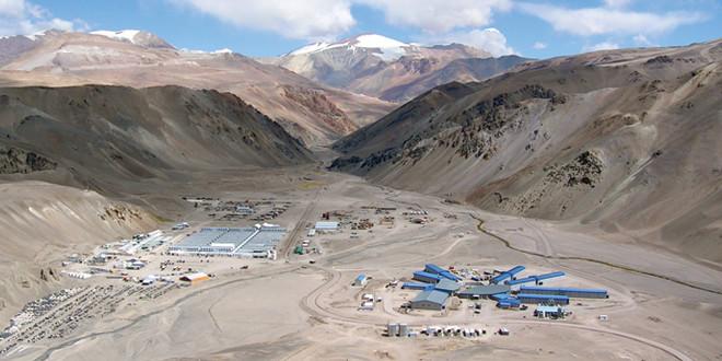 Barrick descubrió un yacimiento similar a Veladero en Chile