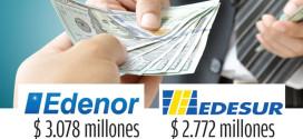 Las distribuidoras eléctricas perdieron casi $ 6.000 millones desde 2002