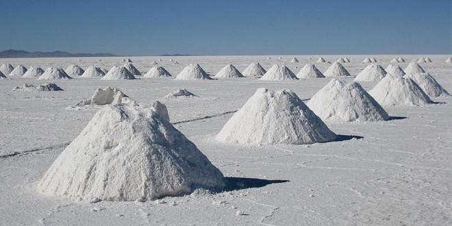 La producción argentina de litio es la que más crece a nivel mundial