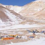 Pascua - Lama, el proyecto de Barrick, está parado