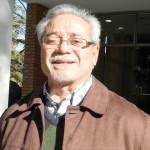 Julio Ríos Gomez, presidente del Servicio Geológico Minero.