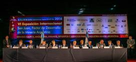 La VI Exposición Internacional fue punto de encuentro de referentes mineros