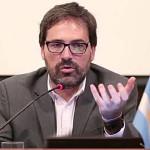 Julio Gadano, titular de la Subsecretaria de Energía Nuclear. dependiente del Ministerio de Energía y Minería de la Nación