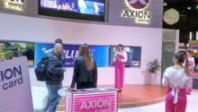 AXION energy, la más visitada de la Expo Transporte 2016