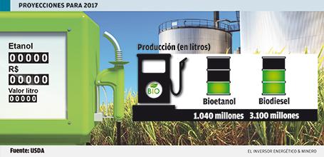 La Argentina producirá un 18% más de bioetanol y un 15% más de biodiesel