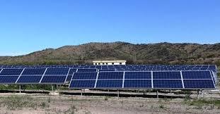 En  Jujuy, capacitan a pobladores de la Puna para prestar servicios en el Parque Solar
