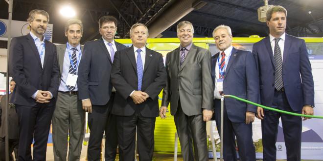 Activa participación del SEGEMAR en Expo Arminera 2017