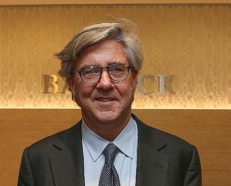 John Thornton, presidente ejecutivo de Barrick