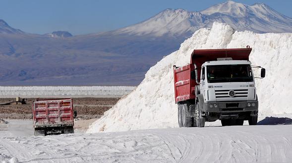Proyecto de litio de SQM tendrá costos equivalentes al Salar de Atacama