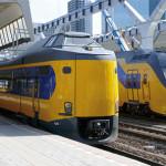Holanda es el primer país del mundo con una red ferroviaria 100% eólica