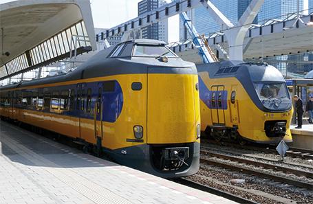 Trenes-holanda