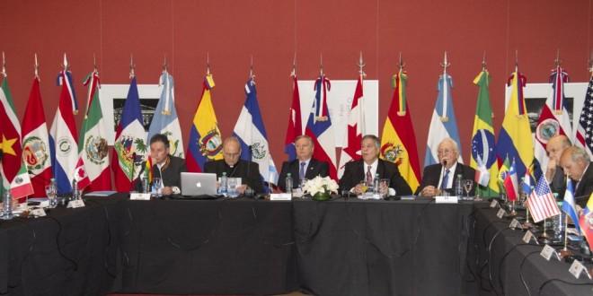 Ministros de Minería del continente debatieron sobre cómo potenciar el sector
