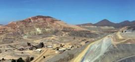Continúa el conflicto en la mina de Andacollo