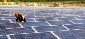 Inauguran un parque fotovoltaico que abastece parcialmente a una localidad de Buenos Aires