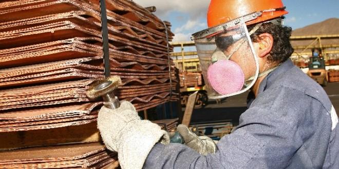 Chile: la producción de cobre en Antofagasta subió 7,1% en el primer semestre