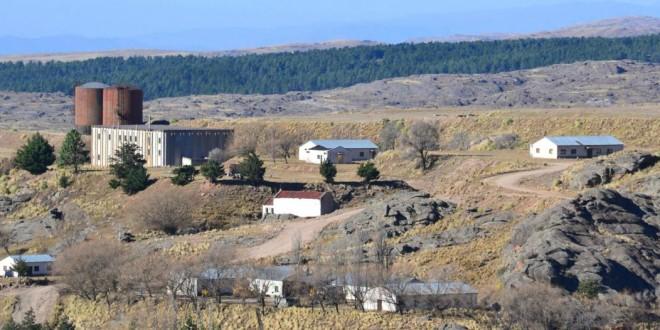 Sanearían Los Gigantes, la mina de uranio cerrada desde 1990