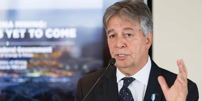 Realizan la primera reunión de la mesa de competitividad minera con provincias, empresas y gremios