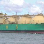 Buque para el transporte de gas natural licuado