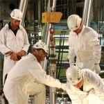 Atucha II: Ingenieros, técnicos y trabajadores de la central