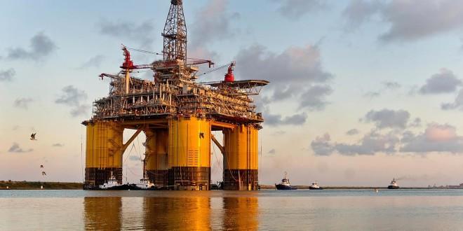 Shell registró fuerte aumento de ganancias en primer trimestre