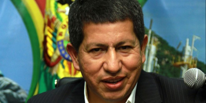 Controversia con Bolivia por la decisión de comprar gas a Chile