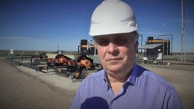 Medanito es la zona de mayor producción petrolera en La Pampa