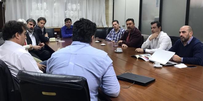 Capromisa y Yamana Gold reunidos en el Ministerio de Energia y Minería de la Nación