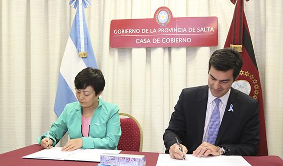 Empresa china planifica fabricar vehículos eléctricos en Salta con una importante inversión.
