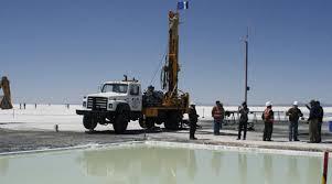 La produccion mundial de litio crecería un 30% anual hasta 2021