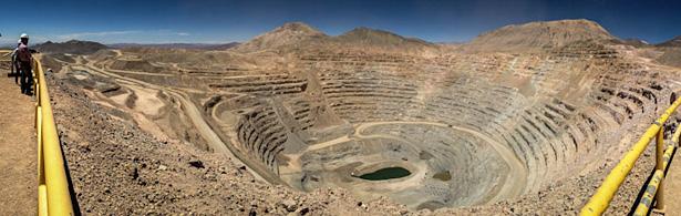 Codelco prepara solicitud de fondos para estudio de factibilidad en mina Rajo Inca