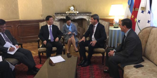 """Destacan que """"la experiencia positiva en Veladero"""" alentará la llegada de nuevas empresas chinas"""