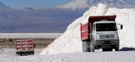 Proyectan una generación de U$S 1.000 millones anuales por yacimiento de litio