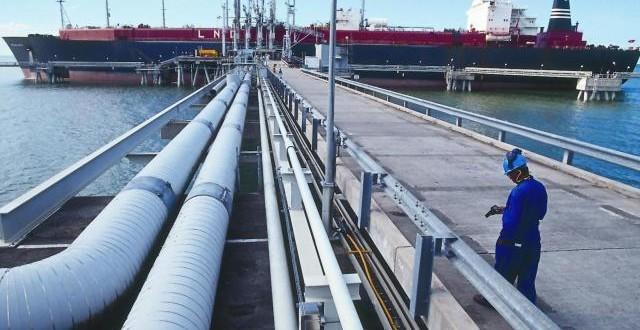 Chile triplica su importación de GNL a Estados Unidos en un año