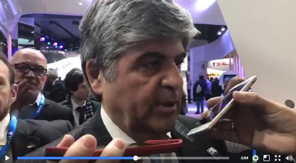 """Gutierrez: """"Todos tenemos una visión muy positiva de Argentina como productora de petroleo y gas"""""""