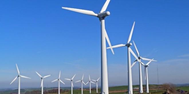 Reciben en la zona franca de Bahía Blanca más de 300 molinos eólicos