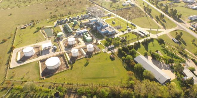 El Grupo Albanesi inaugura los primeros 100Mw de su nueva central térmica