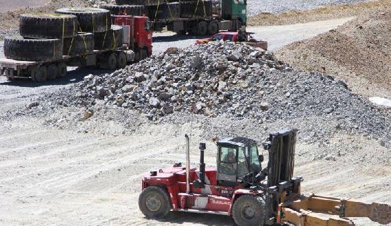 Minera chilena quiere limpiar la escombrera en 10 años