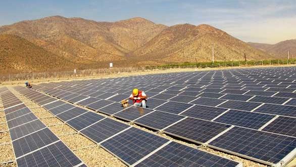 Autorizan la incorporación de parque solar al sistema interconectado nacional