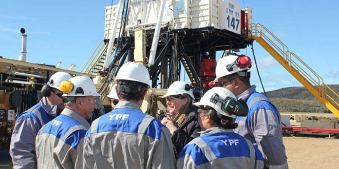 Se declaró de interés público y estratégico el desarrollo del yacimiento Lago Fuego