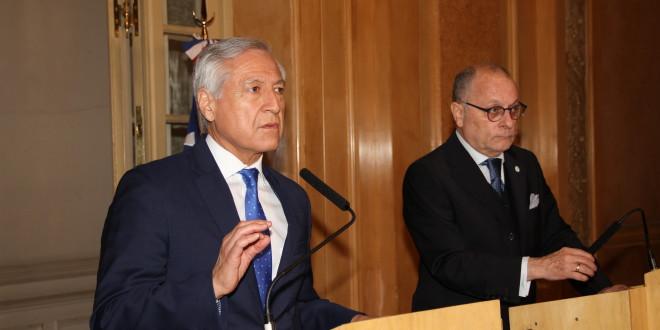 La Argentina y Chile firmaron un tratado de libre comercio
