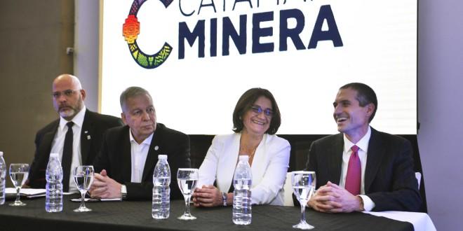 Lucía Corpacci anunció para Catamarca la mayor inversión minera de los últimos 10 años en el país