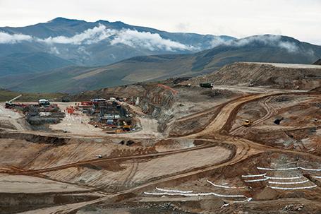 Luego de tres años, volvió a crecer la inversión minera en Perú