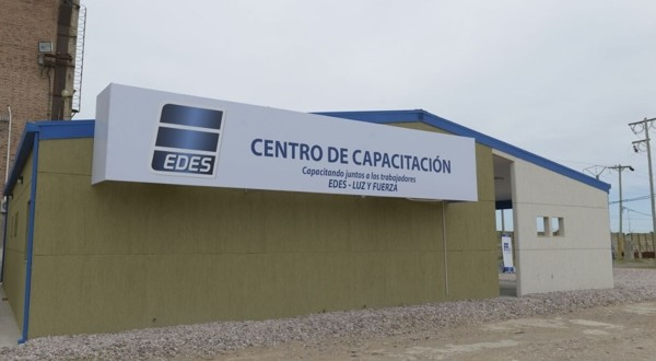 EDES inauguró su primer centro de capacitación regional en Bahía Blanca