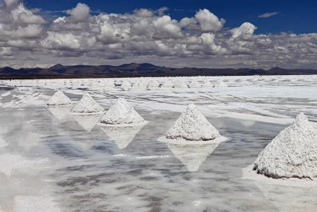 El consumo mundial de litio se triplicará en cinco años