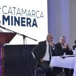Lucía en el anuncio de que la mayor inversión minera de los últimos 10 años en el país será en Catamarca