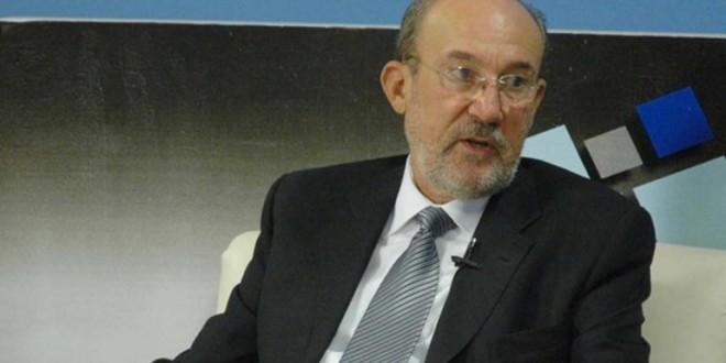 """Jaime Bergé: """"Los proyectos grandes están pendientes de la ley de glaciares"""""""