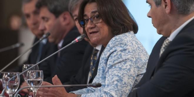 Catamarca firmó el contrato que modifica el proyecto Fénix